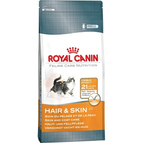 Hair & Skin 33 Cat Food