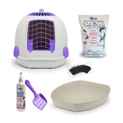 Igloo - The Igloo' for Cats Starter Kit – Purrfect Purple