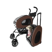 InnoPet - Chocolate 5-in-1 Pet Buggy