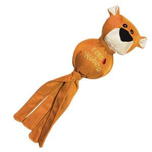 KONG Wubba Ballistic Friend Dog Toy - Puma