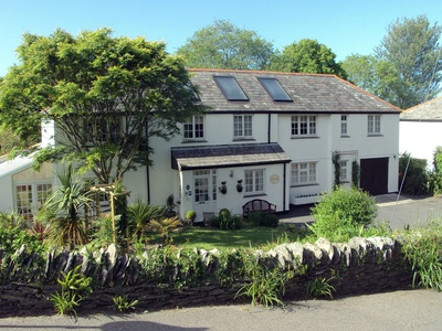 Orchard Lodge, Cornwall, Boscastle