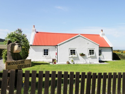 Woodside Cottage, Banffshire, Buckie