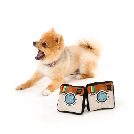 Plush Dogsta Dog Toy 4