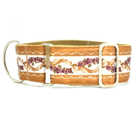 "Naples Sighthound Collar 1.5"" Width"