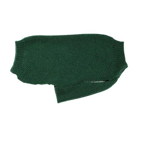 Strachey Wool Jumper - Green