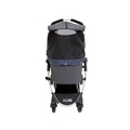 Cleo Denim Pet Buggy with Detachable Carrier 3