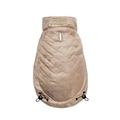 Spirit Quilted Dog Jacket - Gold