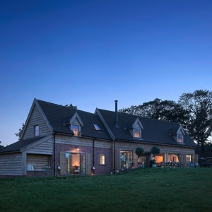 <strong>Wilderness Reserve, Suffolk</strong>: A collection of dog-friendly cottages in the heart of Suffolk.