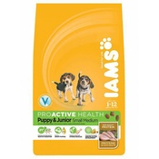 Iams - Iams Puppy/Junior Small/Medium Breed 12kg