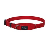 Red Dingo - Red Half Check Collar