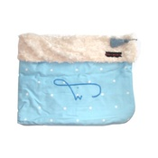 Jeeves & Woofter - Snuggle Pouches Blue