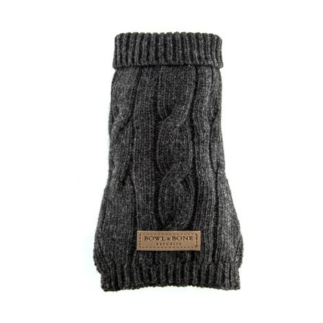 Aspen Dog Pullover - Grey