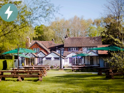 The Old House Inn, West Sussex, Copthorne