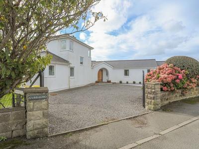 Curragho, Isle of Anglesey, Trearddur Bay