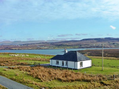 Florin Cottage, Isle of Skye, Dunvegan
