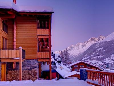 Pollux Mountain Chalet, Switzerland, Zermatt