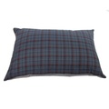 Hamish Personalised Dog Bed - Blue  2