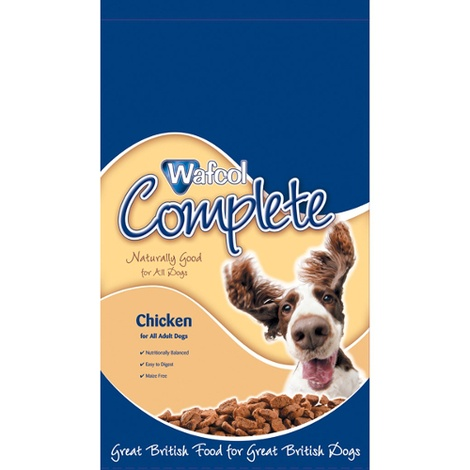 Wafcol Complete Adult - Chicken 15kg
