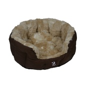 YAP - Peluchi Giraffe Oval Dog Bed