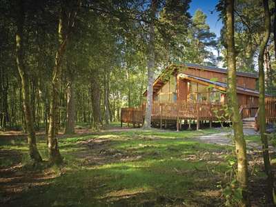 Cropton Lodges, North Yorkshire