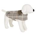 Slate Tweed Dog Coat 2