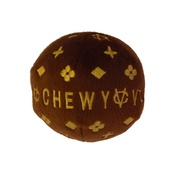 Dog Diggin Designs - Large Chewy Vuitton Dog Ball