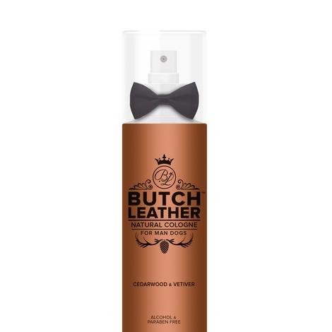 Butcher Leather Natural Cologne for Man Dogs 250ml 2