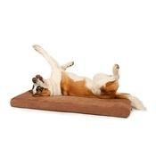 Big Dog Bed Company - Foam Dog Bed - Ginger