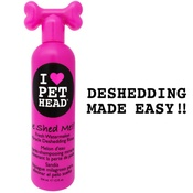 Pet Head - De Shed Me Miracle Rinse