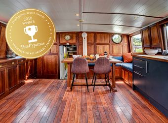 Woodfarm Barges - Onderneming