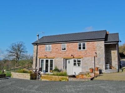 Crabapple Cottage, Shropshire, Nantmawr