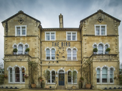 The Bird in Bath ,Somerset