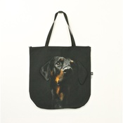 DekumDekum - Zoey the Doberman Dog Bag