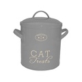 Cat Treats Storage Tin
