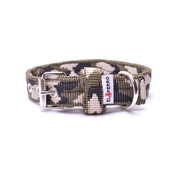El Perro - Double Dog Collar – Jungle Camo