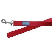 Hem & Boo - Reflective Padded Dog Lead - Red