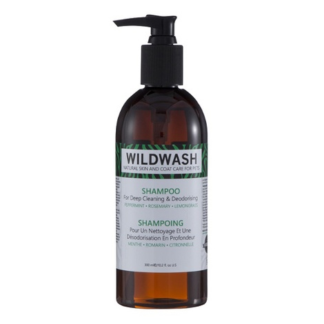 WildWash Pet Shampoo Deep Cleaning & Deodorising 300ml