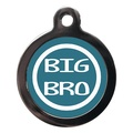 Big Bro Pet ID Tag