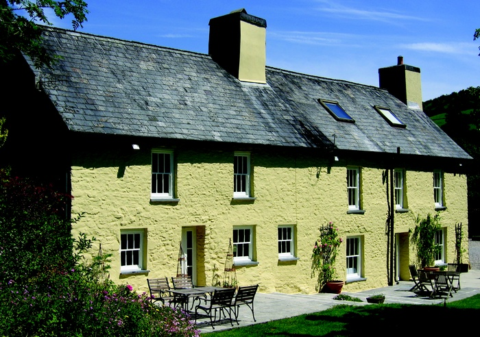 Ty Mawr Country Hotel, Wales 1