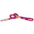 Pink INCA Classic Dog Lead 2