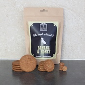 Barneys Biscuit Boxes - Banana & Honey Dog Biscuit Treats
