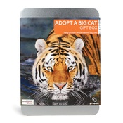 Gift Republic - Adopt a Big Cat Gift Box