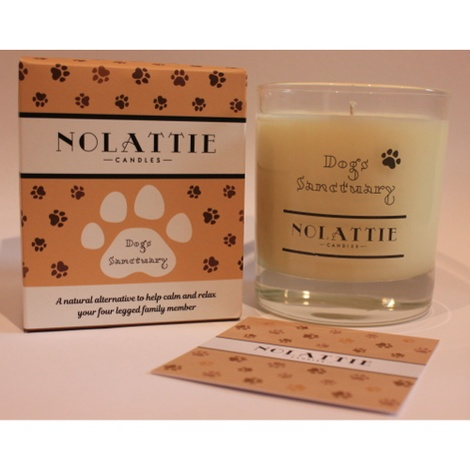 Dogs Sanctuary Calming Candle 2