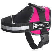 Cool Dog Club - Cool Dog K9 Trek Harness in Pink