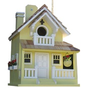 Garden Bazaar - Backyard Bird Cottage - Yellow