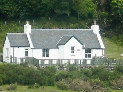 Roddy's Cottage, Highland, Kyle