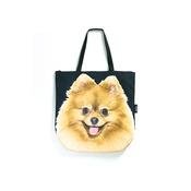 DekumDekum - Colin the Pomeranian Dog Bag