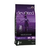 Devoted Pet Foods - Duck with Trout Grain-Free Dog Food