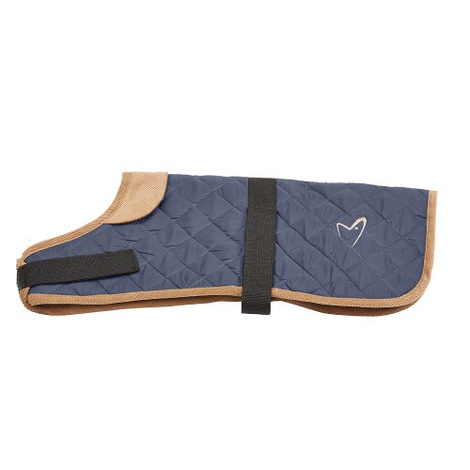 Outdoor Worcester Dog Coat - Navy