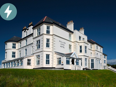 Mullion Cove Hotel, Cornwall, Helston